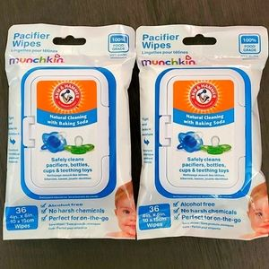 Munchkin♡Cleansing Wipes
